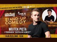 Wojtek Pięta Stand-up Comedy w Underground Pub