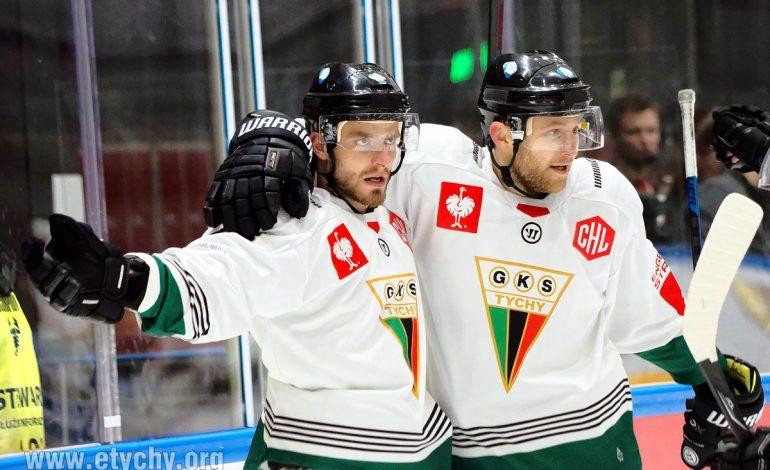 Hokej CHL: GKS Tychy - Vienna Capitals 2019.10.08