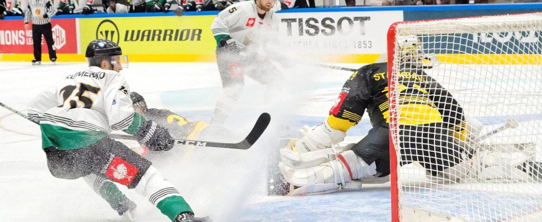 Hokej CHL: GKS Tychy – Vienna Capitals (2019.10.08) [galeria]