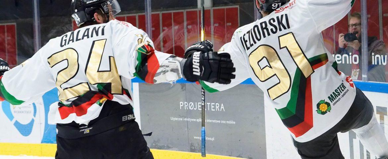 Hokej: W hokejowych derbach górą GKS Tychy [foto]