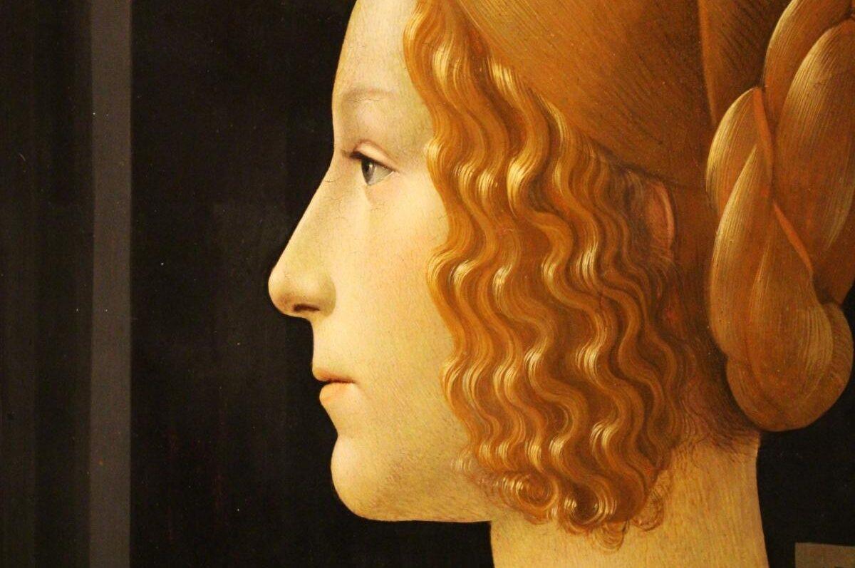 Oko w oko czyli portret w malarstwie w Andromedzie