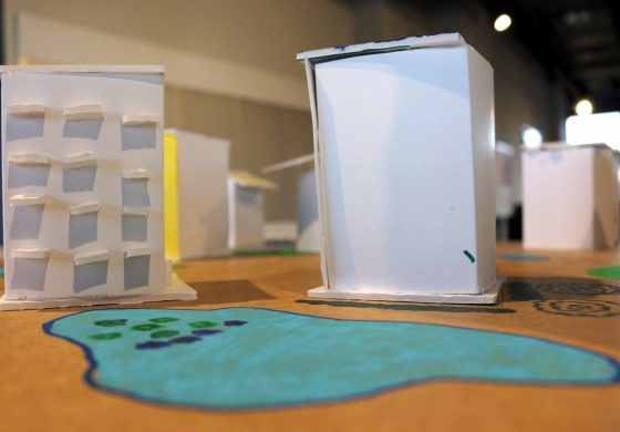 """""""Ja – Kreator przestrzeni miejskiej"""" – warsztaty architektoniczno-urbanistyczne w Muzeum Miejskim"""