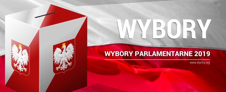 13 października 2019 – Wybory do Sejmu i Senatu RP