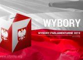 13 października 2019 - Wybory do Sejmu i Senatu RP