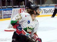 Hokej: Michael Cichy bohaterem meczu. GKS Tychy - Comarch Cracovia 3:1 [foto]