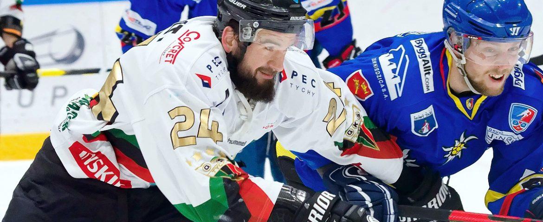 Hokej: Czyste konto Murraya. GKS Tychy – Podhale Nowy Targ 4:0 [foto]