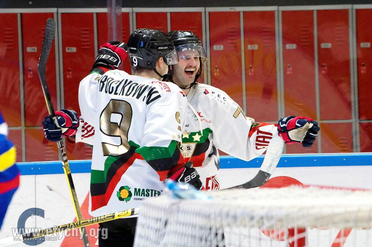 Hokej: GKS Tychy – Podhale Nowy Targ (2019.11.29) [galeria]