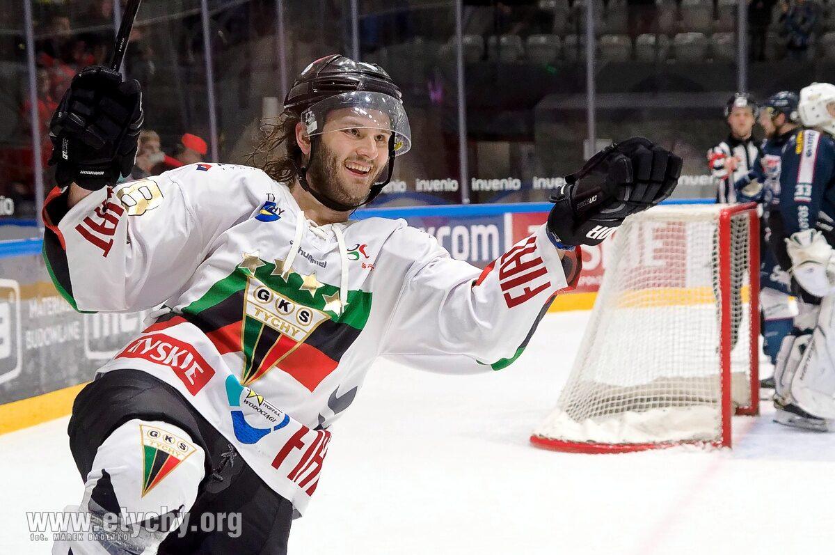 Hokej: Wygrali dopiero w dogrywce. GKS Tychy – Lotos PKH Gdańsk 2:1 [foto]