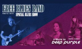 Free Blues Band w Riedel Music Club