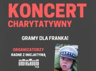 Koncert charytatywny - Gramy dla Franka w Underground Pub