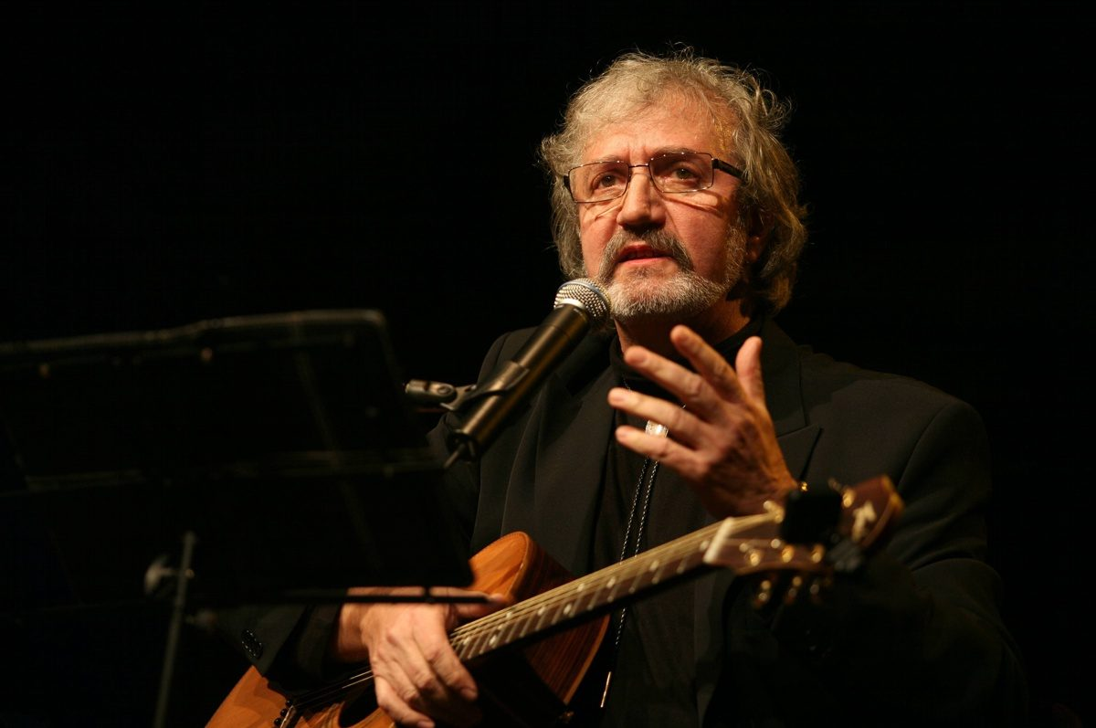 Krzysztof Daukszewicz w Teatrze Małym