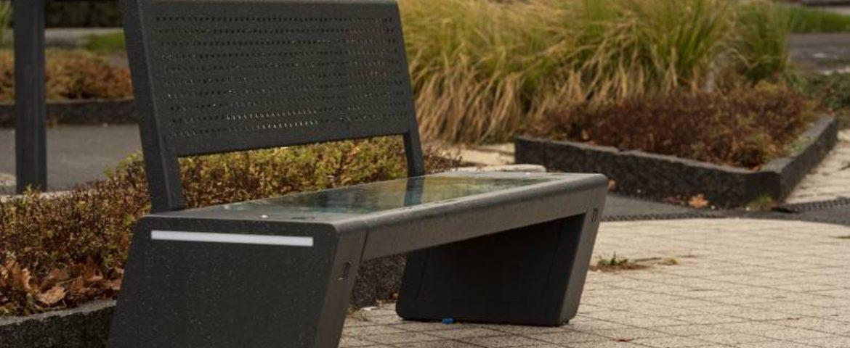 Tychy stawiają ławki solarne