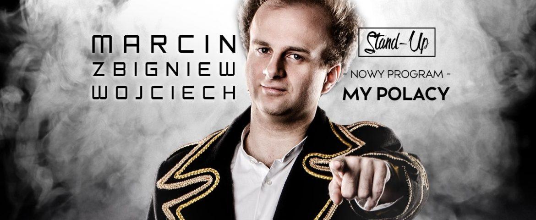 Stand-up Marcin Zbigniew Wojciech w Underground Pub