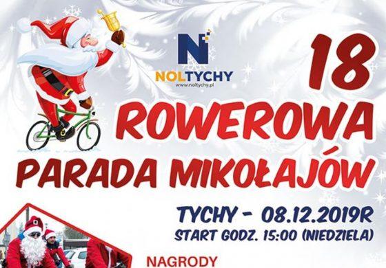 Rowerowa Parada Mikołajów 2019