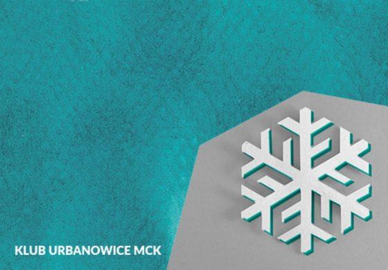Zimowa Śnieżynka - Rodzinne Warsztaty w Urbanowicach