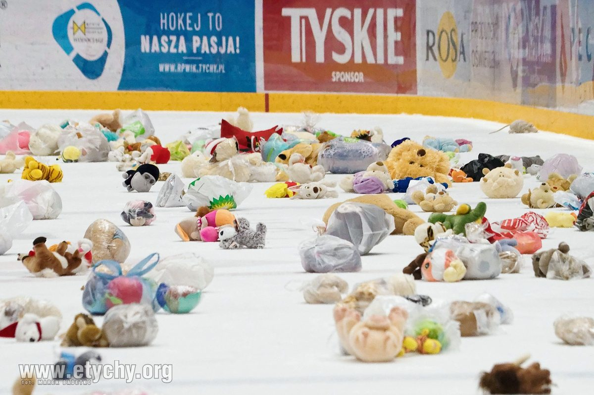Hokej: GKS Tychy – Re-Plast Unia Oświęcim (2019.12.08) [galeria]