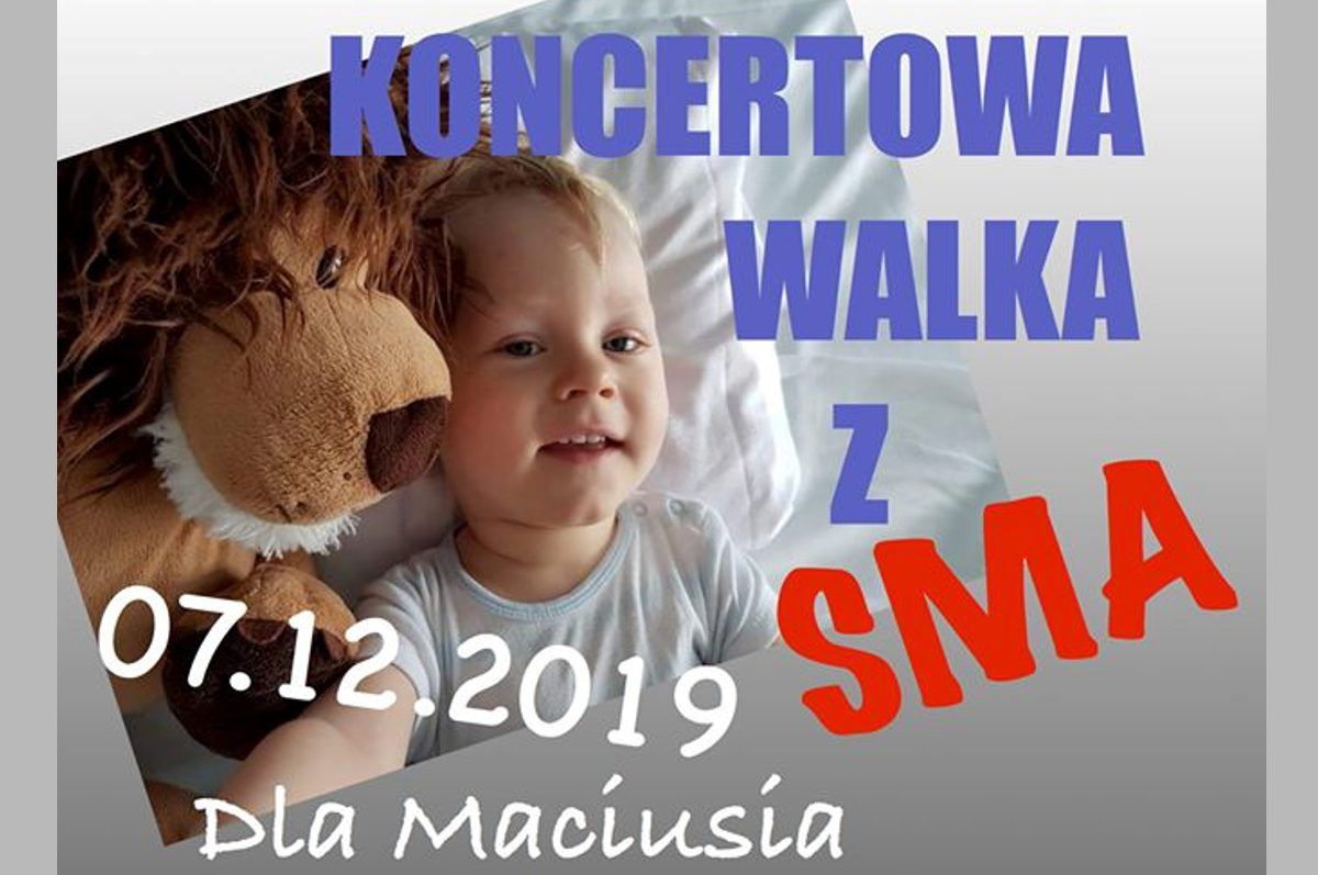 Koncert charytatywny dla Maciusia w Tawernie