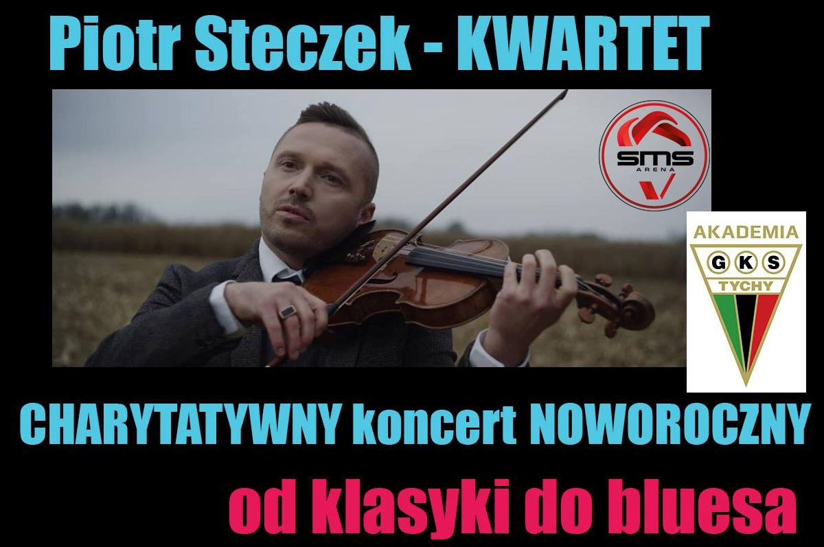 Piotr Steczek Kwartet w Riedel Music Club – Koncert Charytatywny