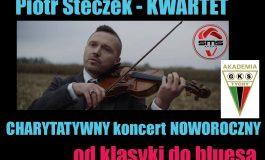 Piotr Steczek Kwartet w Riedel Music Club - Koncert Charytatywny