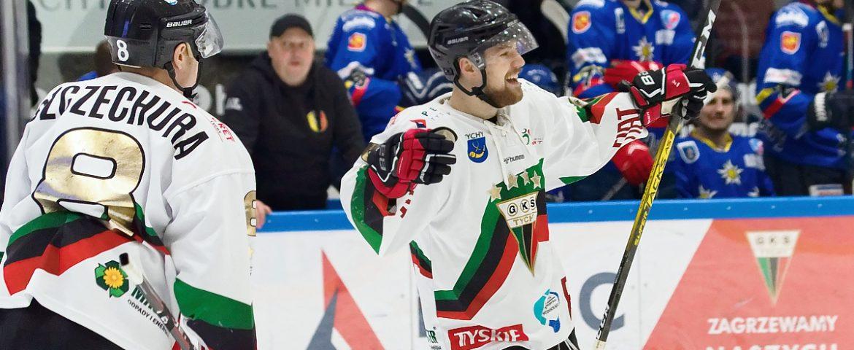 Hokej: GKS Tychy wypunktował Podhale. GKS Tychy – KH Podhale Nowy Targ 6:1 [foto]