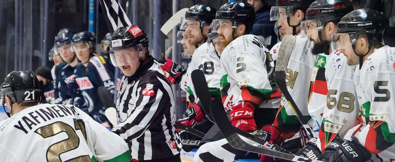 Hokej: Druga przegrana przed własną publicznością. GKS Tychy – Lotos PKH Gdańsk 1:2 [foto]
