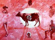 Wystawa malarstwa Leszka Żegalskiego w Galerii Obok