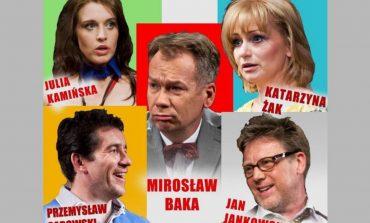 """""""Ostra jazda"""" w Teatrze Małym"""