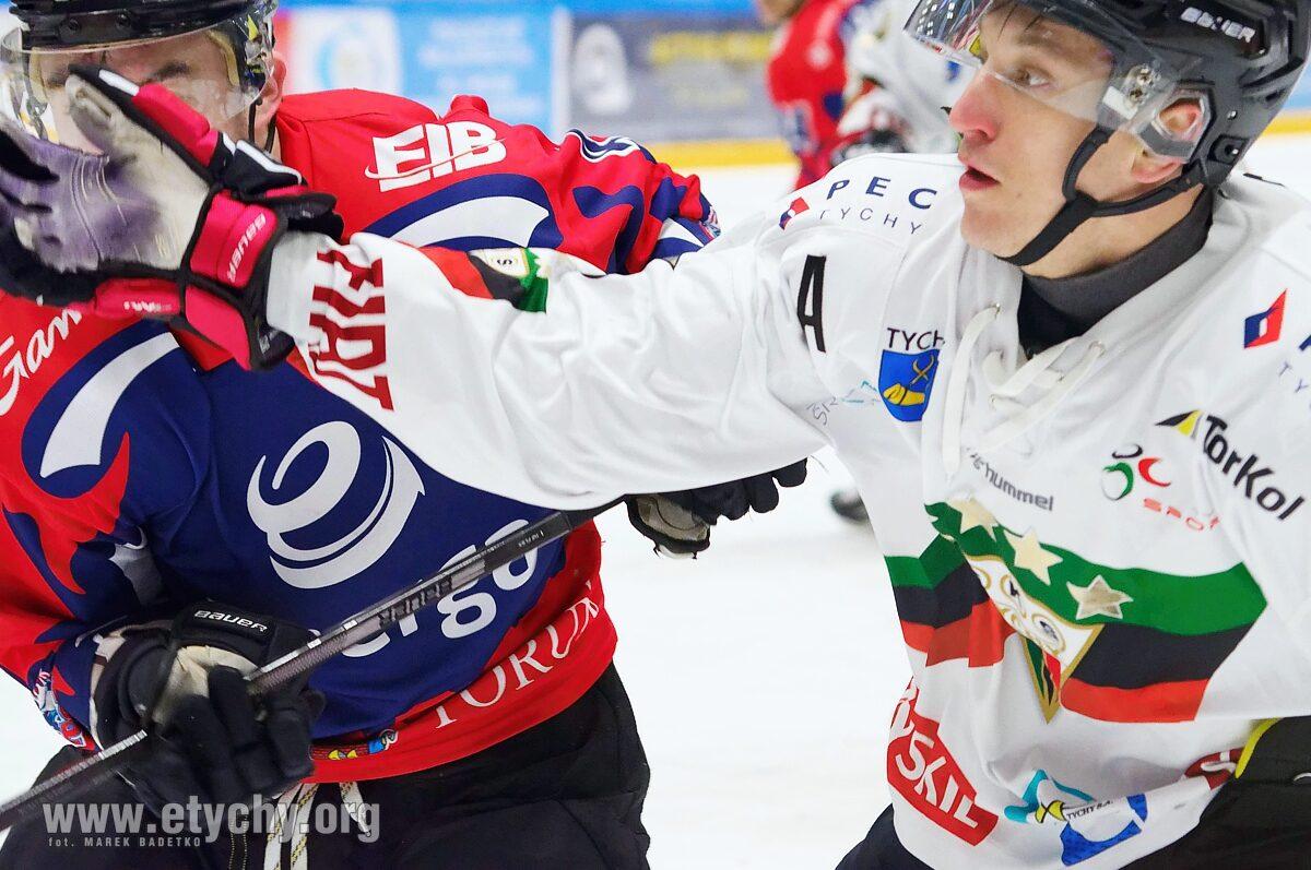 Hokej play-off: Uff, jest drugie zwycięstwo. GKS Tychy – KH Energa Toruń 2:1 [foto]