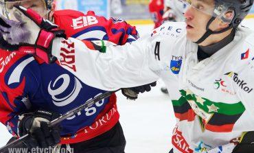 Hokej play-off: Uff, jest drugie zwycięstwo. GKS Tychy - KH Energa Toruń 2:1 [foto]