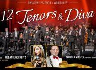 """""""12 Tenors & Diva"""" w Teatrze Małym (koncert odwołany)"""