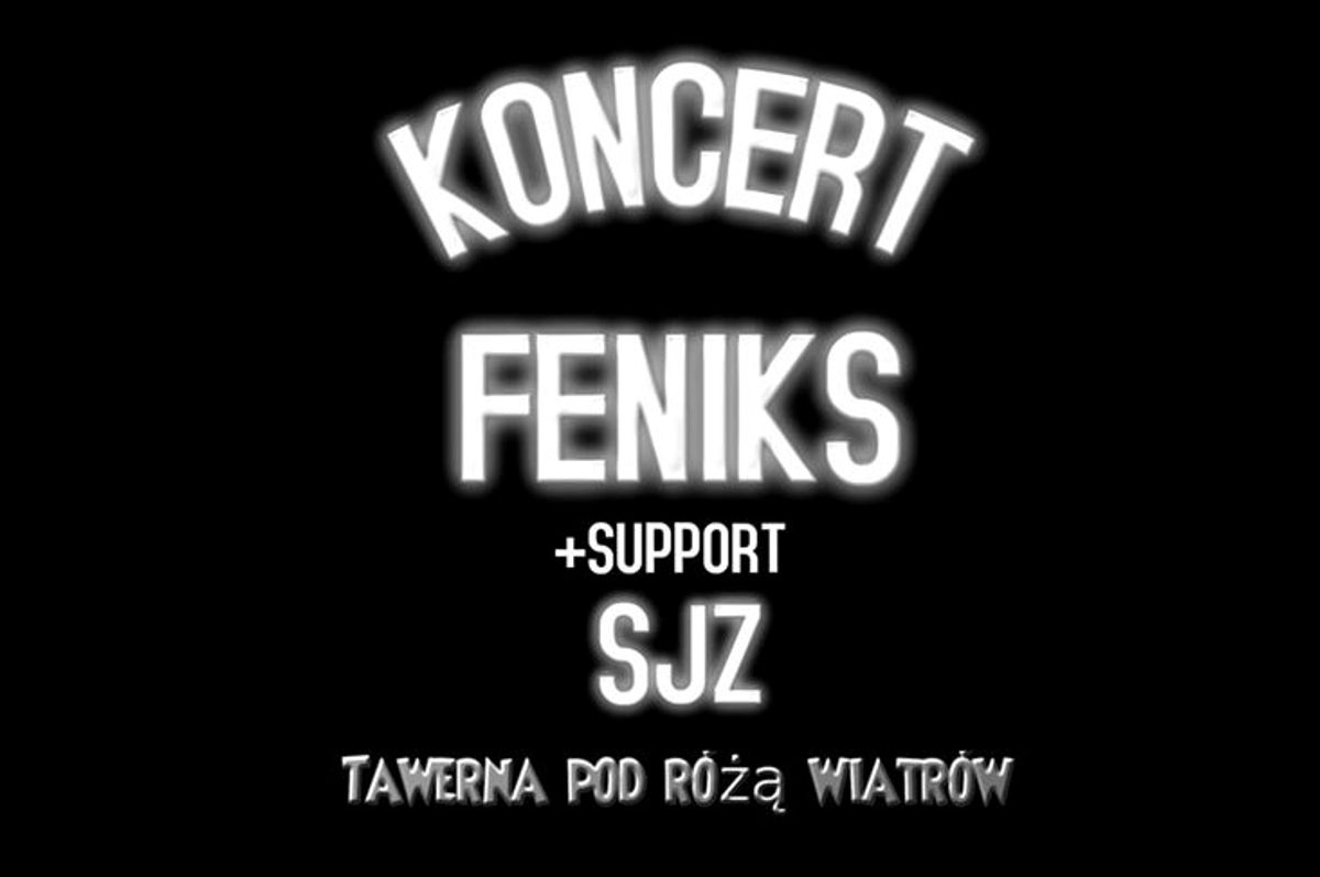 Feniks i SJZ w Tawernie