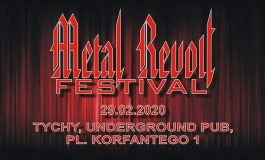 Metal Revolt Fest w Underground Pub