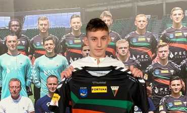 Piłka nożna: Pawlusiński podpisał kontrakt z GKS Tychy