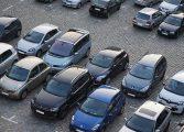 Uwaga na płatny parking pod sklepem Biedronka!