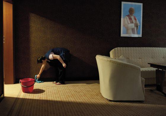 """Tychy Press Photo 2020 – wystawa """"Człowiek ze światła"""""""