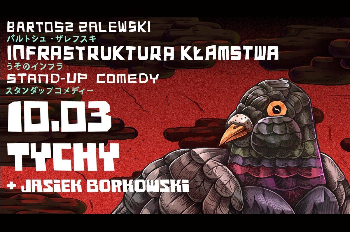 Stand-up – Bartosz Zalewski & Jasiek Borkowski w Underground Pub