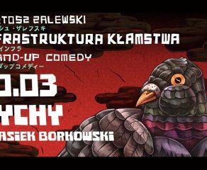 Stand-up - Bartosz Zalewski & Jasiek Borkowski w Underground Pub