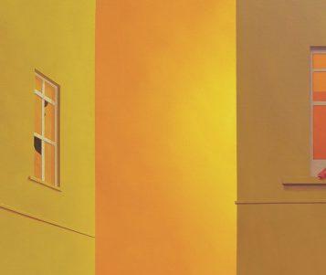 """""""Świat bez nas II"""" malarstwo Romana Maciuszkiewicza w Galerii Obok"""