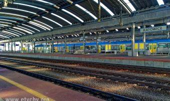 Odwołane pociągi na trasie Katowice - Tychy - Katowice