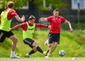 Piłka nożna: Przygotowania do restartu rozgrywek ruszyły pełną parą