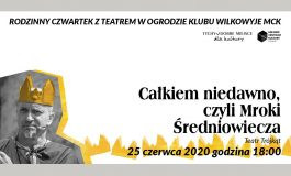 Rodzinny Czwartek z Teatrem w Wilkowyjach - Teatr Rozrywki Trójkąt