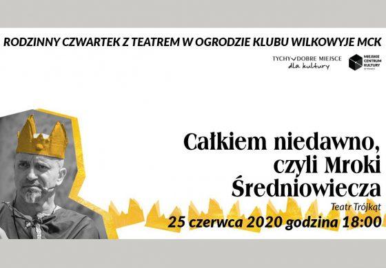 Rodzinny Czwartek z Teatrem w Wilkowyjach – Teatr Rozrywki Trójkąt