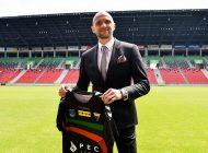 Piłka nożna: Artur Derbin nowym trenerem GKS Tychy