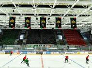 Hokej: GKS Tychy jeszcze nie w komplecie ale w końcu na lodzie