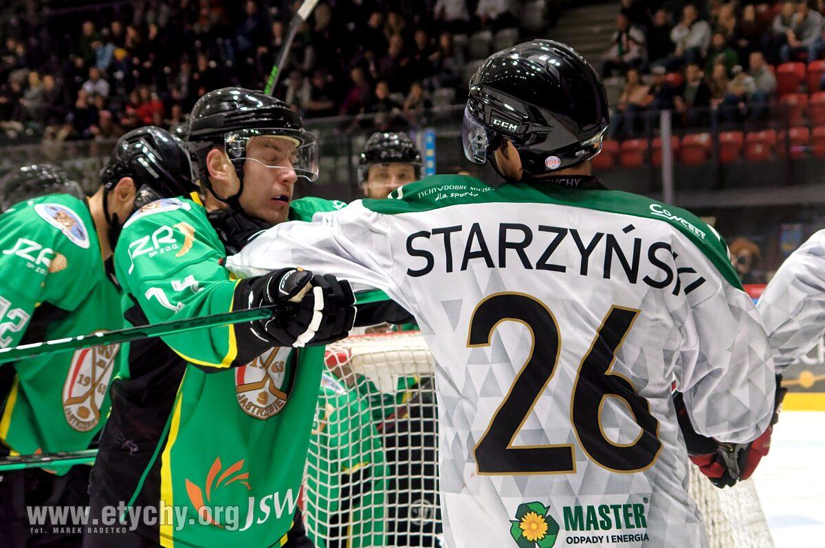 Hokej: GKS Tychy – KH GKS Jastrzębie (2021.09.17) [galeria]