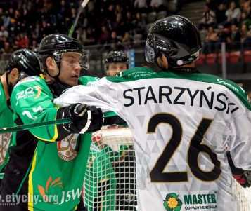 Hokej play-off: GKS Tychy - KH GKS Jastrzębie (2021.09.17) [galeria]