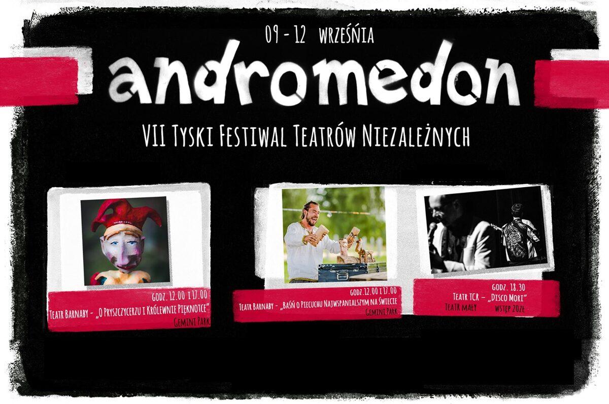 Andromedon – VII Tyski Festiwal Teatrów Niezależnych