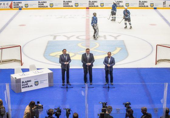 Śląski Dom Hokeja - Rusza nowy projekt