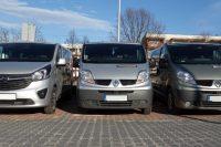 PROMOCJA! Wypożyczalnia BUSY 9-osobowe Vivaro / Trafic Śląskie Tychy wakacje