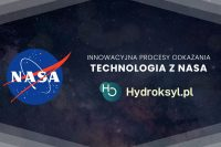 HYDROKSYL-TECHNOLOGIA NASA ODKAŻANIE DEZYNFEKCJA USUWANIE ZAPACHÓW